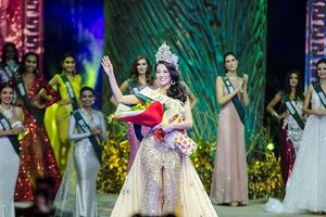 Những người đẹp Việt từng giành thứ hạng cao trên đấu trường thế giới