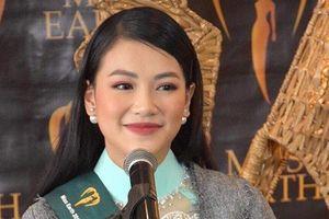 Chuyện showbiz: Hoa hậu Trái đất Phương Khánh ngất xỉu sau đăng quang
