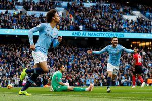 Đại thắng Southampton, Man City độc chiếm ngôi đầu Premier League