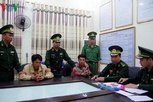 Bộ đội biên phòng chặn đứng phi vụ giao dịch ma túy ngoài biên giới