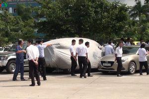 Sở GTVT Đà Nẵng lên tiếng về vụ hàng loạt tài xế taxi đình công