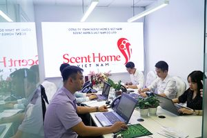 Scent Homes – Doanh nghiệp trẻ muốn thay đổi ngành giải pháp mùi hương