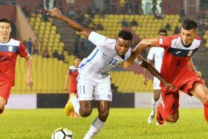 Malaysia mang cầu thủ được mệnh danh 'quái vật' gốc Phi đến AFF Cup 2018