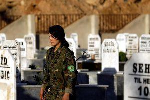 12 chiến binh do Mỹ hậu thuẫn ở Syria bị sát hại