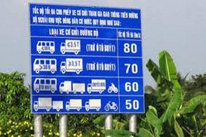 Tình trạng mất an toàn trên các tuyến đường cao tốc