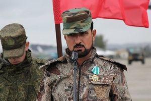 Chỉ huy 'Hổ Syria' trực tiếp hướng dẫn các binh sĩ tập trận ở Idlib