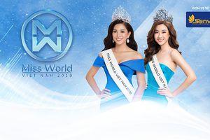 'Hoa hậu Thế giới Việt Nam' sẽ được tổ chức so le với 'Hoa hậu Việt Nam'