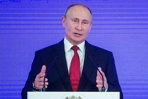 Ông Putin: Đối thoại dựa trên những giá trị chung sẽ loại bỏ rào cản giữa các quốc gia