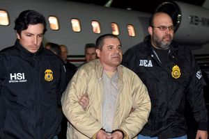 Thắt chặt an ninh trước phiên tòa xét xử trùm buôn lậu cocaine El Chapo