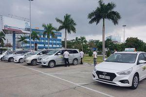 Tài xế taxi đình công tại Sân bay Đà Nẵng: Sở Giao thông vận tải nói gì?