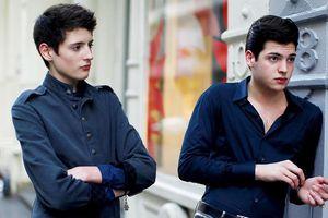 Cặp anh em người mẫu đẹp trai, thuộc hội con nhà tỷ phú ở Mỹ