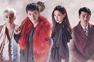 10 phim truyền hình Hàn Quốc gây thất vọng nhất 2018