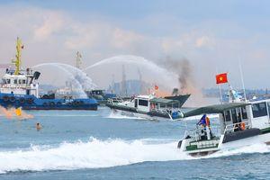 Đề nghị bổ sung hành vi môi giới hối lộ vào Luật Cảnh sát biển