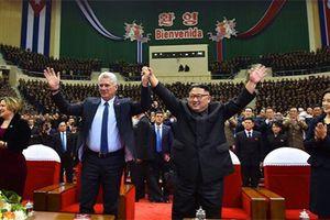 Hội nghị thượng đỉnh Triều Tiên - Cuba đầu tiên sau 32 năm được công bố
