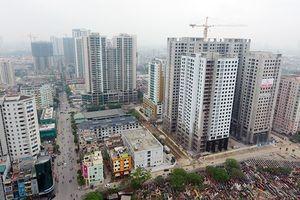 Quản lý mật độ xây dựng nhà cao tầng trong nội đô