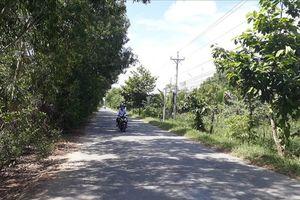 Thới Thuận chuyển mình nhờ xây dựng nông thôn mới