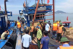 Truy quét tàu khai thác thủy sản bất hợp pháp ở Hà Tĩnh: Còn nhiều thách thức