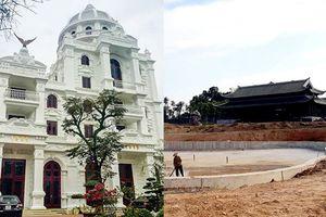 Gia thế 'khủng' của người phụ nữ gom đất trong vụ biệt phủ xây 'chui' ở Phú Thọ