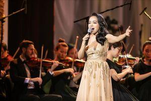 Nữ hoàng Opera tự tin làm mới bolero