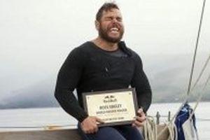 Kỷ lục thế giới 157 ngày bơi vòng quanh đảo Anh