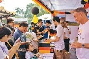 Không gian văn hóa Đức tại Hà Nội
