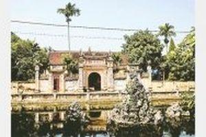 Cân nhắc kỹ về dự án đầu tư xây dựng Khu lưu niệm Nguyễn Trãi