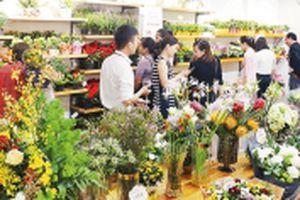 Kết nối thị trường hoa Hà Nội và Đà Lạt