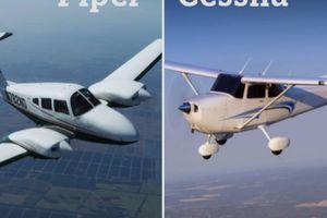 Máy bay đâm vào nhau trên không, phi công 82 tuổi thiệt mạng