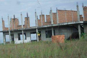 Trung tâm dạy nghề kiểu mẫu 5 năm vẫn chưa xây xong
