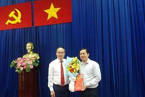 Chỉ định đồng chí Sử Ngọc Anh giữ chức vụ Bí thư Quận ủy Gò Vấp