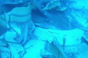 Tìm thấy các mảnh vỡ của xác máy bay Lion Air nằm la liệt dưới đáy biển Java