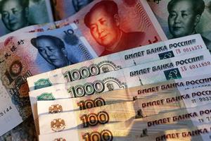 Nga và Trung Quốc thiết lập hệ thống thanh toán bằng nội tệ
