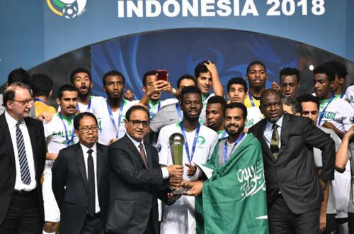 U19 Saudi Arabia giành chức vô địch