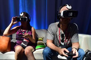 Facebook cải tổ bộ phận thực tế ảo Oculus