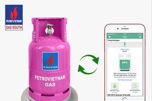 Robot Gas - giải pháp sử dụng gas thông minh