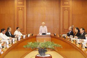 Giới thiệu nhân sự quy hoạch BCH T.Ư khóa XIII trong tháng 11