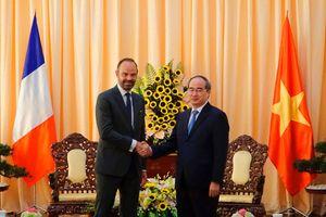 TP.HCM tiếp tục đẩy mạnh hợp tác với Pháp