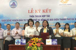 Sở KH-ĐT TP.Đà Nẵng nhận - trả hồ sơ qua bưu điện