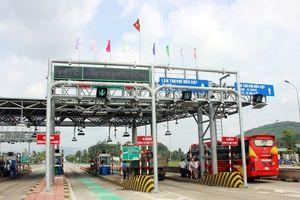 BOT Bắc Bình Định hoạt động trở lại từ 21 giờ ngày 5.11