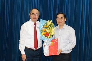 Giám đốc Sở KH-ĐT TP.HCM làm Bí thư Quận ủy Gò Vấp
