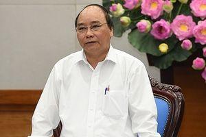 Chỉ đạo, điều hành của Chính phủ, Thủ tướng Chính phủ nổi bật tháng 10-2018