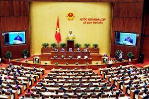 Quốc hội sẽ thông qua 2 Nghị quyết quan trọng, thảo luận các dự án Luật