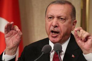 Thổ Nhĩ Kỳ cảnh báo các tập đoàn dầu khí nước ngoài