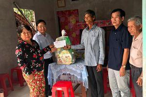Báo Công lý trao tặng 3 căn nhà tình thương cho các hộ nghèo tại Vĩnh Long