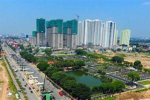5,7 tỷ USD vốn ngoại đổ vào bất động sản
