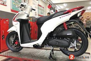 Giá xe Vision 2019 mới nhất tại đại lý Honda