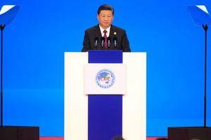 Chủ tịch Trung Quốc: 'Hành vi làm nghèo hàng xóm sẽ chỉ kéo tất cả trì trệ'