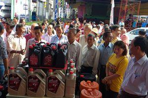 Cần Thơ: Hàng ngàn nông dân tìm hiểu kỹ thuật tại hội chợ Nông nghiệp Việt Nam