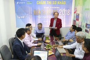 Ngày mai, công bố kết quả sơ khảo Giải thưởng Nhân tài Đất Việt 2018
