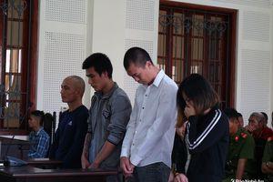 Nghệ An: Đi bắt nợ, phụ nữ trẻ cùng các 'cộng sự' vào tù